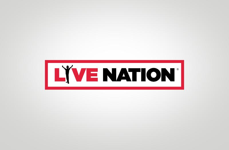 LIVE NATION VENUES GEEFT OPDRACHT
